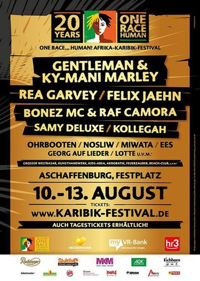 Afrika Karibik Festival 2017