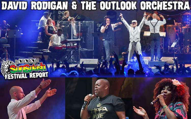 Review & Photos: David Rodigan & The Outlook Orchestra @ Rototom Sunsplash 2018