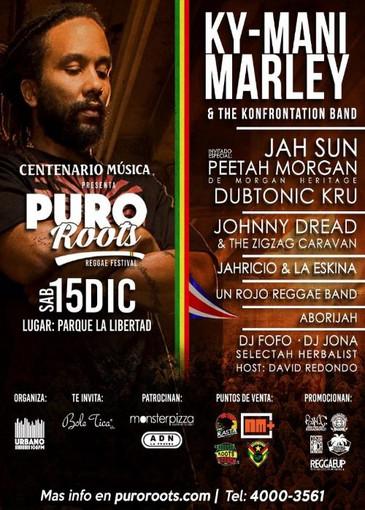 Ky-Mani Marley 12-15-2018
