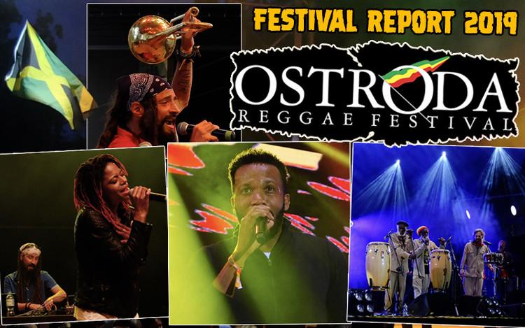 Festival Report - Ostróda Reggae Festival 2019