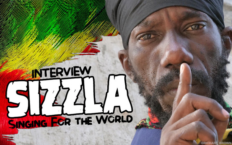Interview with Sizzla - Singing For The World