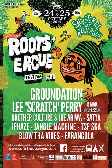 Roots'Ergue Festival 2014