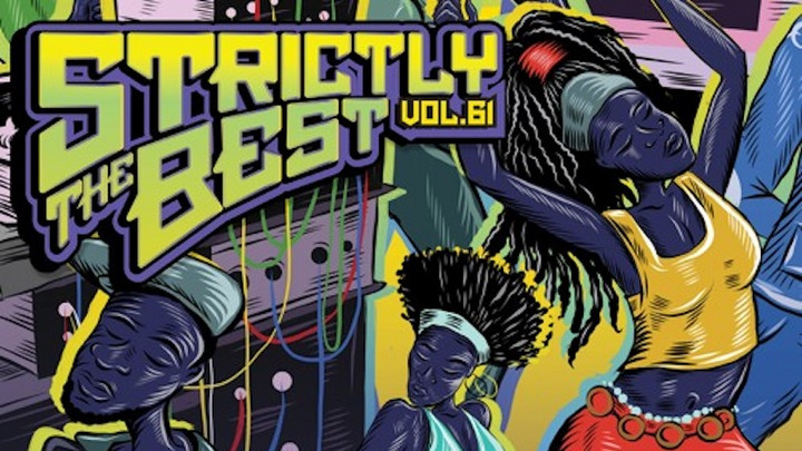 Faby Benz - Strictly The Best Vol.61 (Mixtape) [11/23/2020]