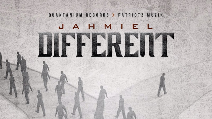 Jahmiel - Different [8/25/2020]