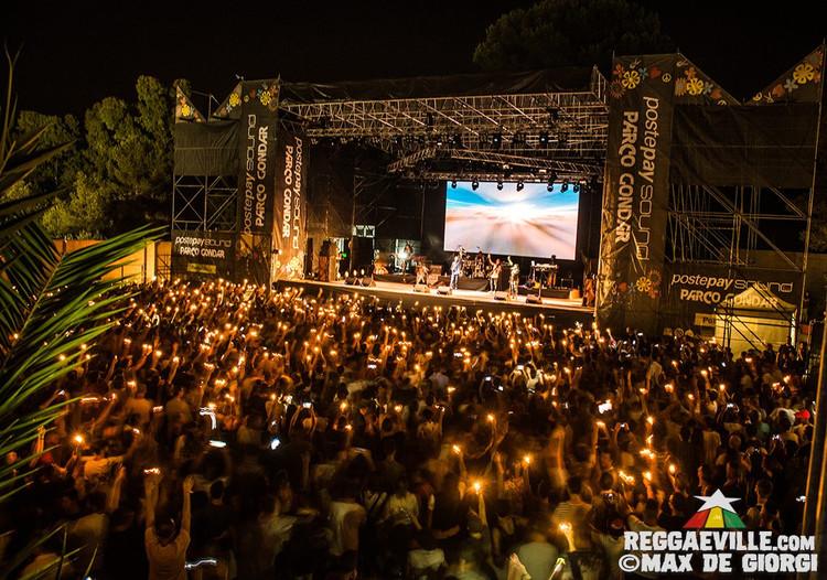 Damian Marley, BoomDaBash & Heavy Hammer in Gallipoli, Italy @ Parco Gondar