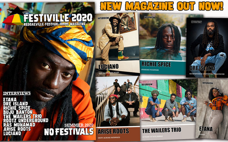 Festiville 2020 - New Magazine Out Now