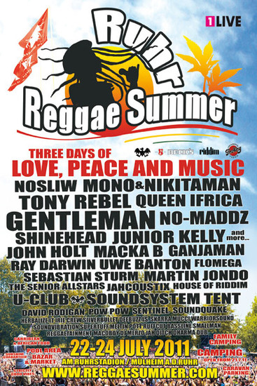 Ruhr Reggae Summer 2011