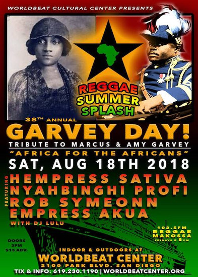 Reggae Summer Splash 2018