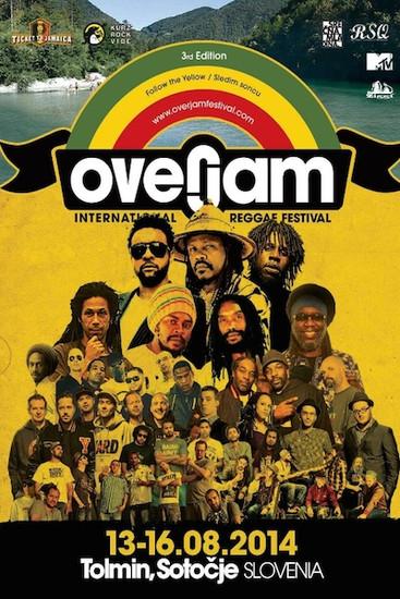 Overjam Reggae Festival 2014