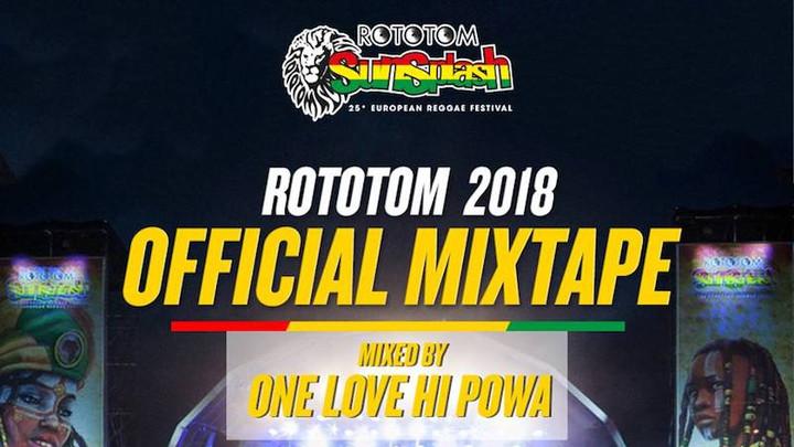 Rototom 2018 Mixtape [6/28/2018]