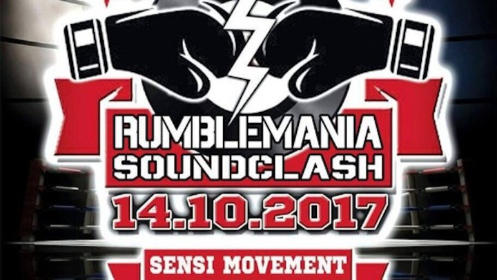 Treesha - Rumblemania Soundclash 2017 Custom Dubplate [10/22/2017]