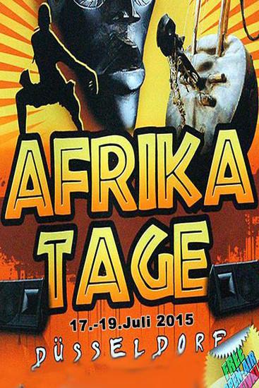 Afrika Tage 2015
