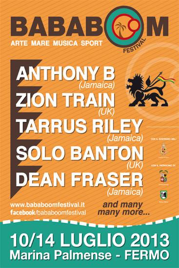 Bababoom Festival 2013