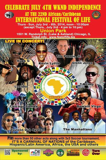 International Festival Of Life 2014