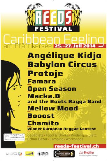 Reeds Festival 2014