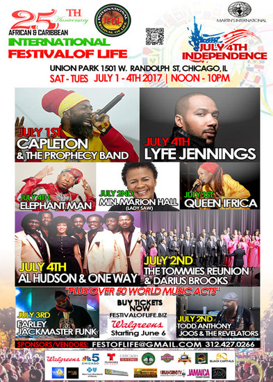 International Festival Of Life 2017