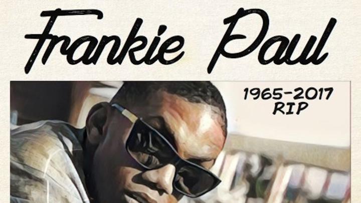 Frankie Paul - Artist Driven Vol. 10 [5/22/2017]