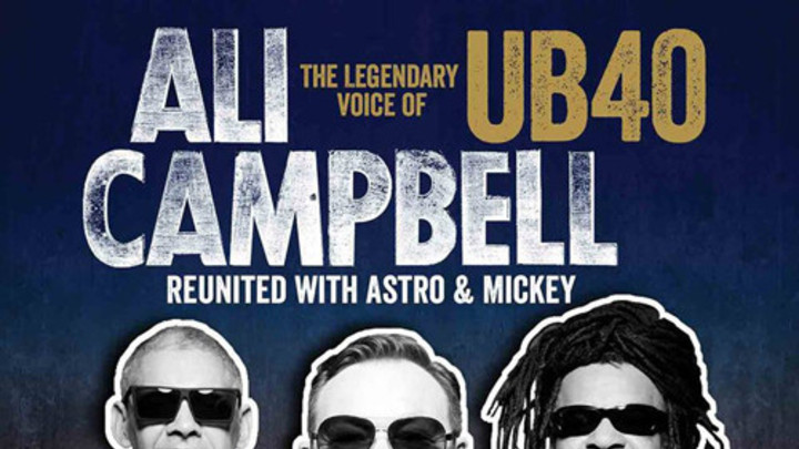 Ali Campbell - Yes I´m Ready [10/17/2014]