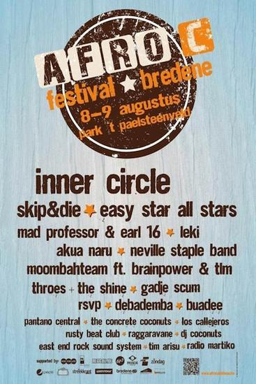 Afro C Festival 2014