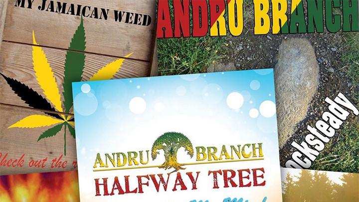 Andru Branch & Halfway Tree - The Singles (Full Album) [4/17/2020]