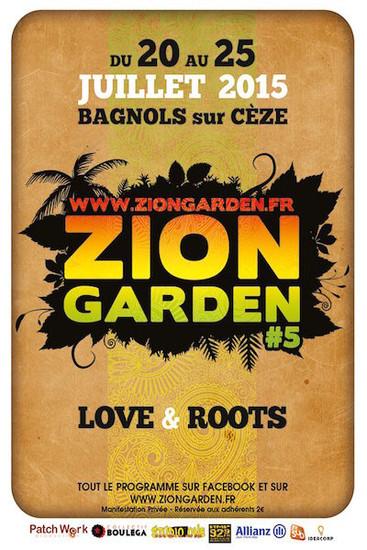 Zion Garden 2015