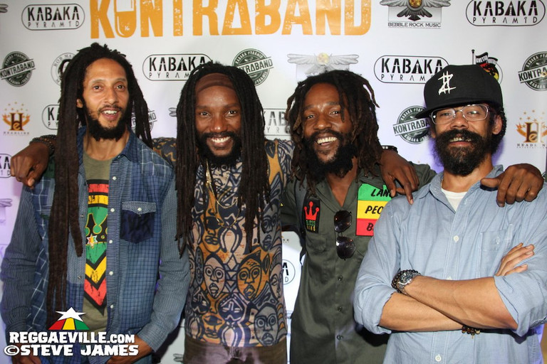 Photos: Damian Marley