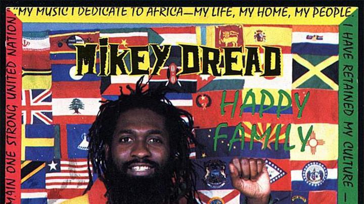 Mikey Dread - Happy Family (Full Album) [7/1/1989]