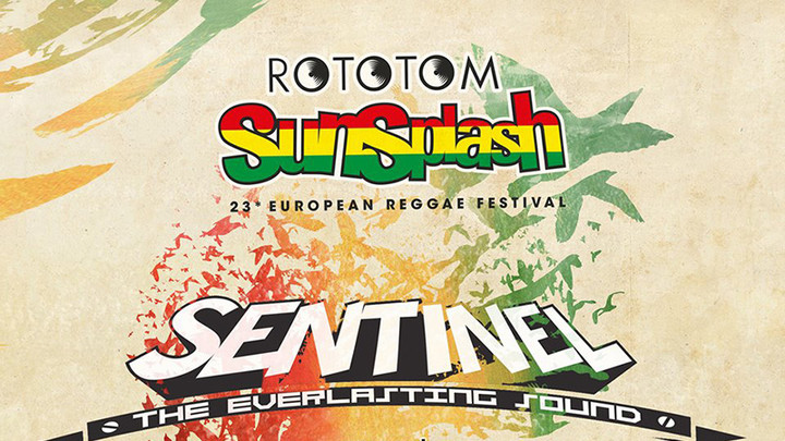 Official Rototom Sunsplash Mix 2016 by Sentinel Sound [8/1/2016]