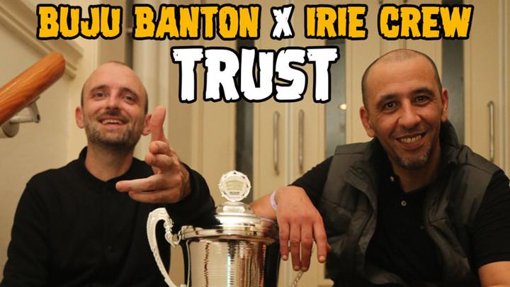 Buju Banton x Irie Crew - Trust (Dubplate) [11/29/2019]