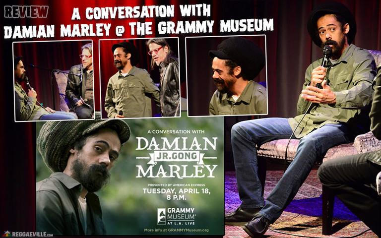 News: Damian Marley