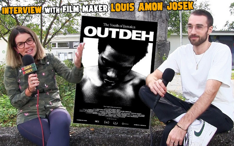 Interview with Film Maker Louis Amon Josek - OUTDEH The Youth of Jamaica
