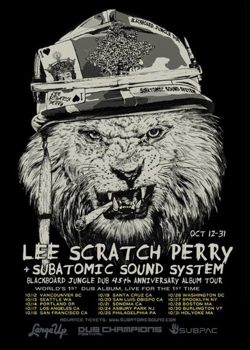 Lee Scratch Perry 10-19-2018