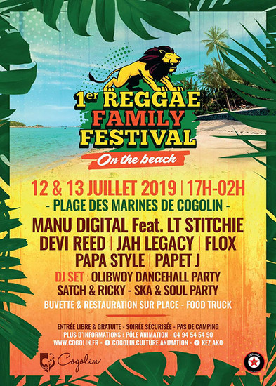 Reggae Family Festival 2019