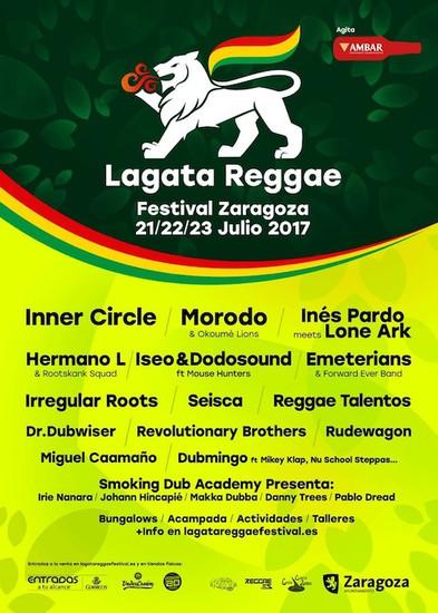 Lagata Reggae Festival 2017
