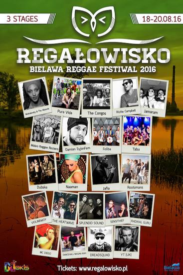 Regalowisko Bielawa Reggae Festival 2016