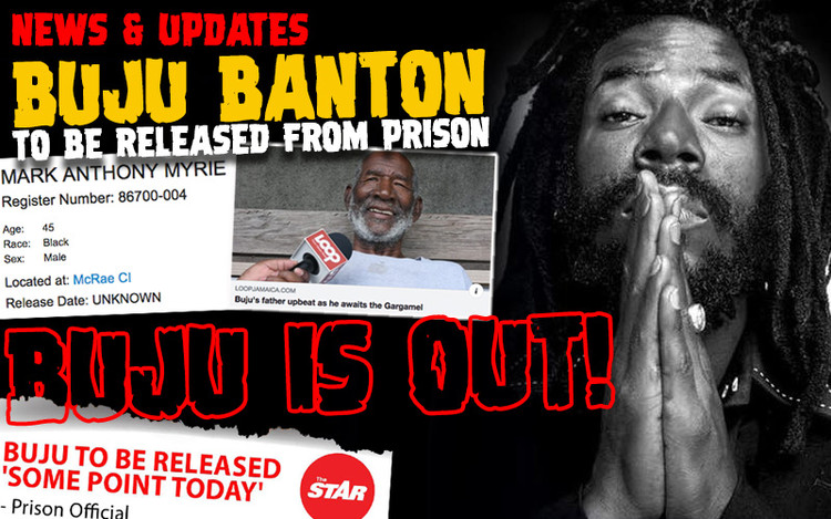 News & Updates: Buju Banton To Be Released From Prison