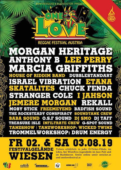 One Love Festival 2019 - Austria