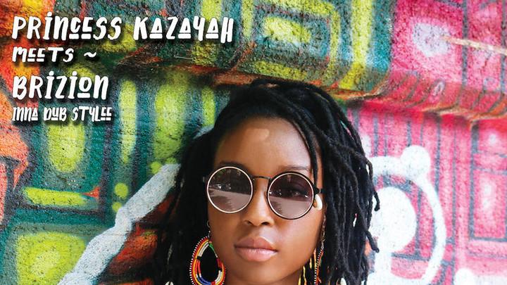 Princess Kazayah Meets Brizion - Inna Dub Stylee (Full Album) [11/26/2018]
