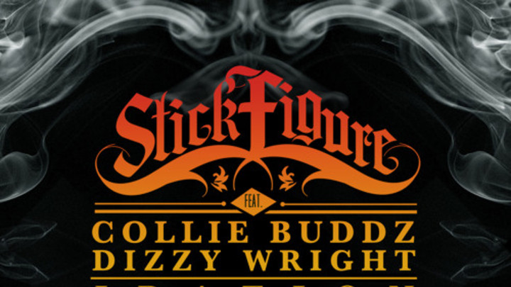 Stick Figure feat. Collie Buddz, J Boog, Iration & Dizzy Wright - Smokin' Love (Remix) [6/3/2015]