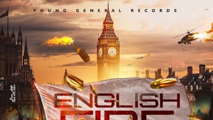 English Fire Riddim (Full Album) [5/18/2020]