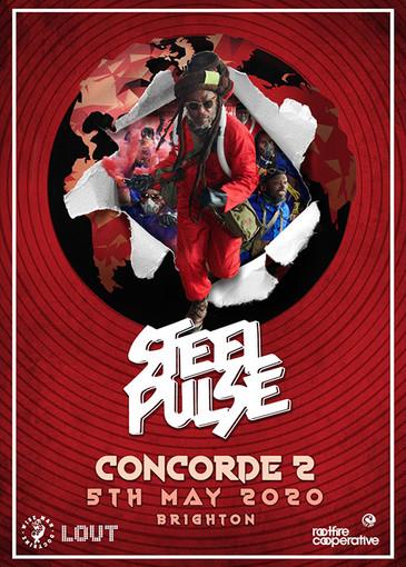 Steel Pulse 05-05-2020