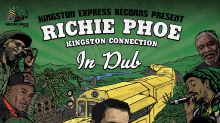 Richie Phoe & Kingston Express feat. Earl 16, Solo Banton, Horseman & Cheshire Cat - Dont Stop The Dub (Richie Phoe Dub) [1/26/2018]