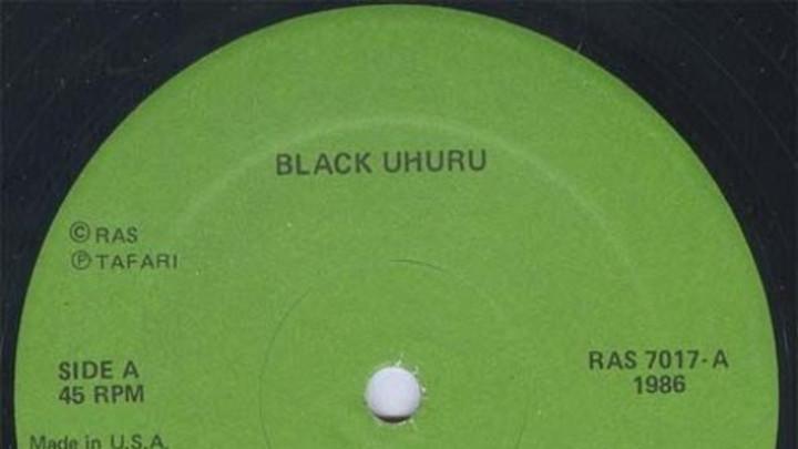 Black Uhuru - Conviction Or A Fine [1988]