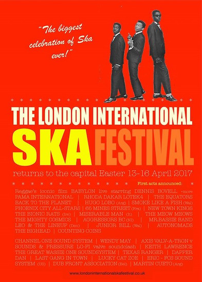 London International Ska Festival 2017