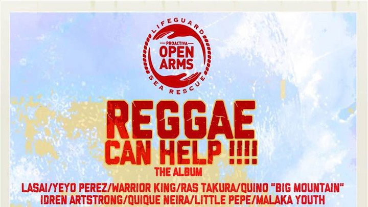 Open Arms - Reggae Can Help (Album Snippet) [8/27/2018]