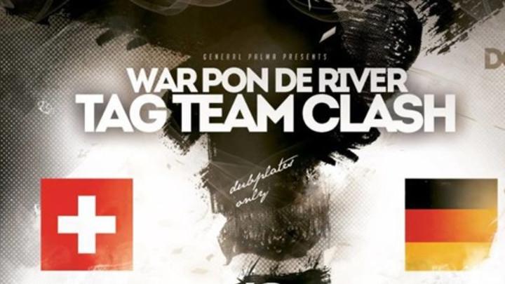 Biomassa & JemaniJahka vs Glockwork & Fenshi @ War Pon De River 2018 [5/12/2018]