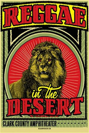 Reggae In The Desert 2014