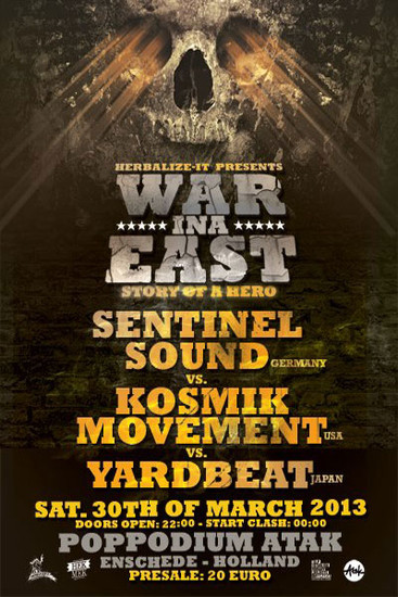 War Ina East 2013