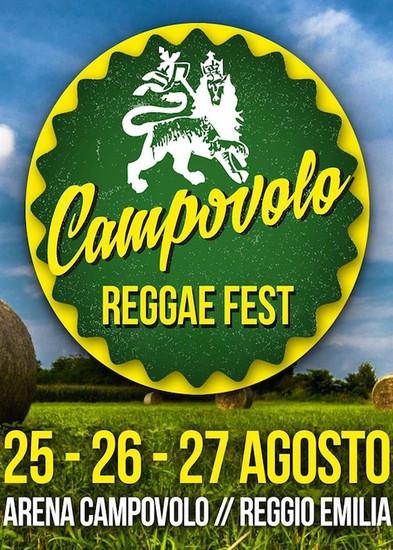 Campovolo Reggae Fest 2017