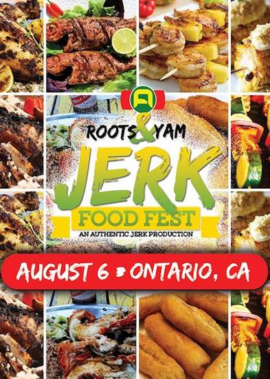 Roots & Yam Jerk Fest 2017